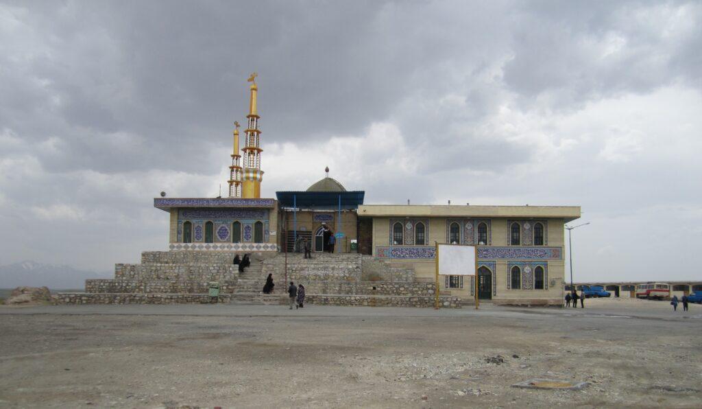 امامزاده سید جلال الدین باباگرگر