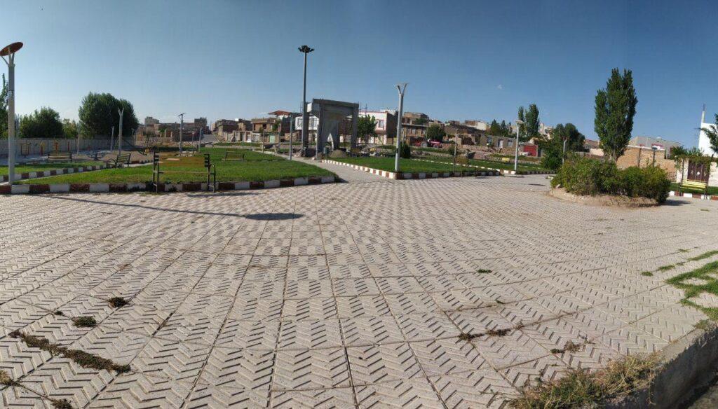 پارک گل ها - شهرداری دلبران