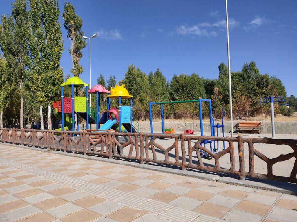 پارک سلامت - شهرداری دلبران